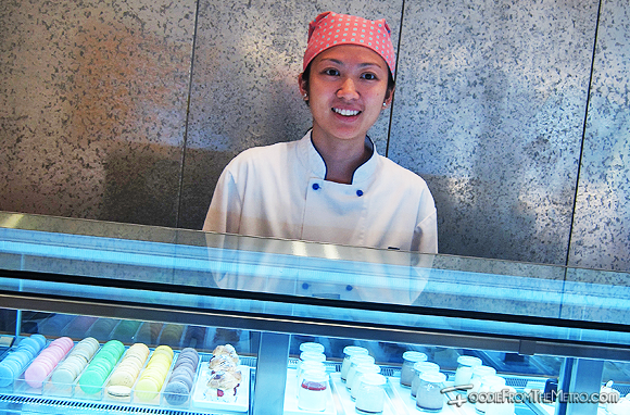 Foodie from the Metro - Chez Karine Bakery Chef Karen Yang