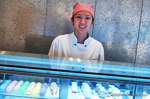 Foodie from the Metro - Chez Karine Bakery Chef Karen Yang