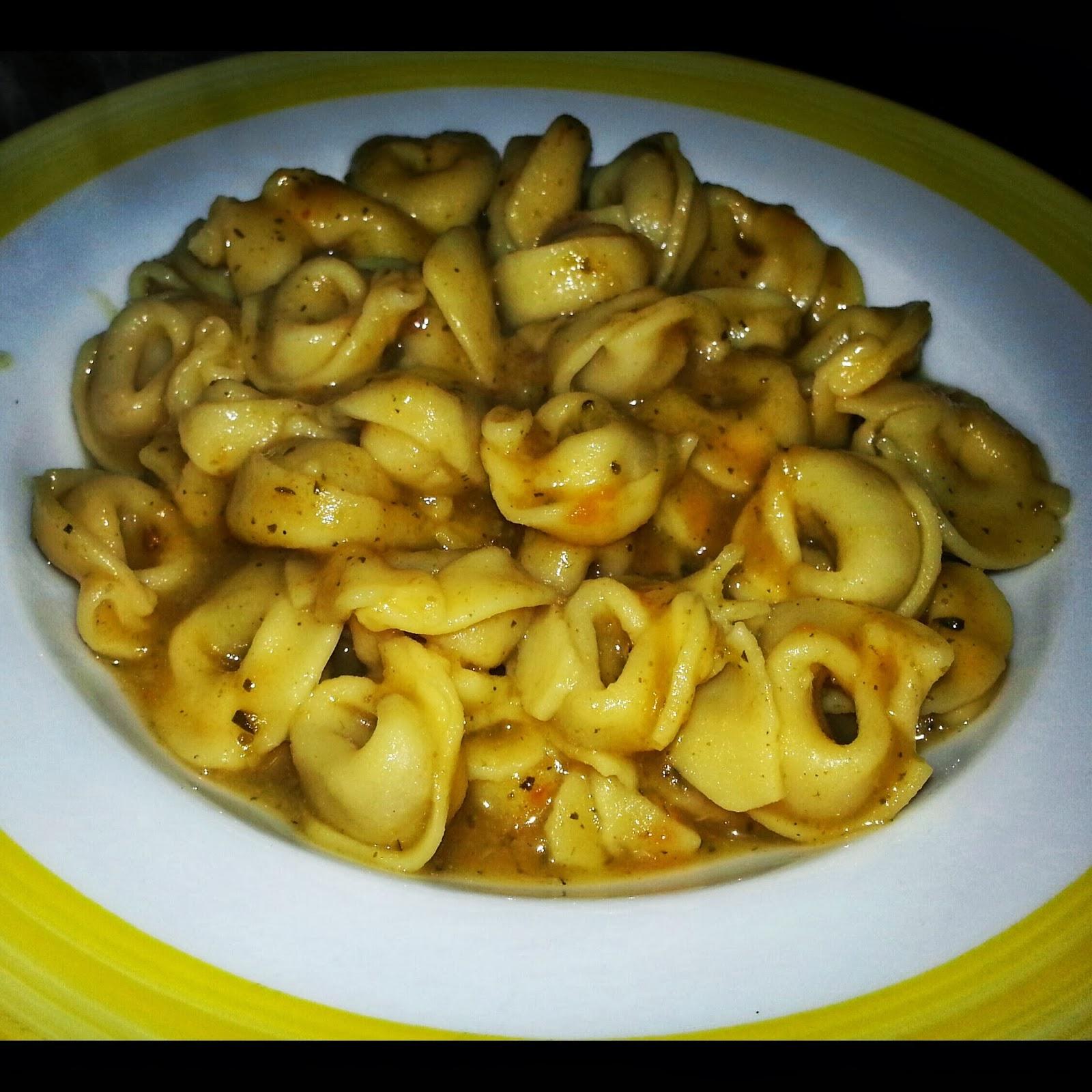 In cucina con amore ricette primi piatti tortellini in for Ricette bimby primi piatti
