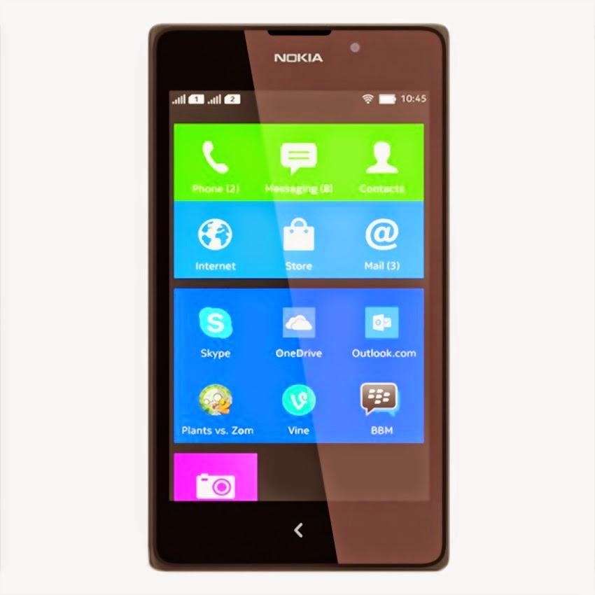 Nokia Terbaru XL Dual Sim