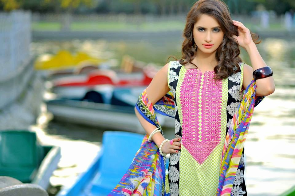 Nimsay Spring Parsa Lawn Collection 2015