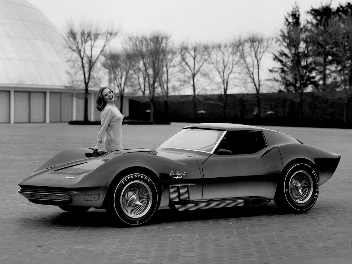 Corvette Mako Shark Ii Concept Car