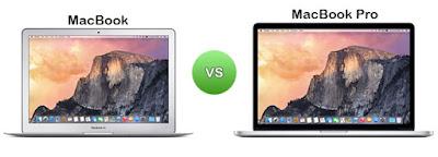 Macbook vs MacBook Pro