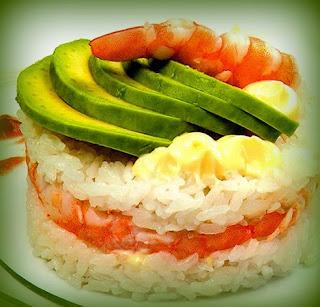 Sushi primaveral