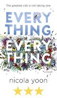Reseña Todo, todo de Nicola Yoon