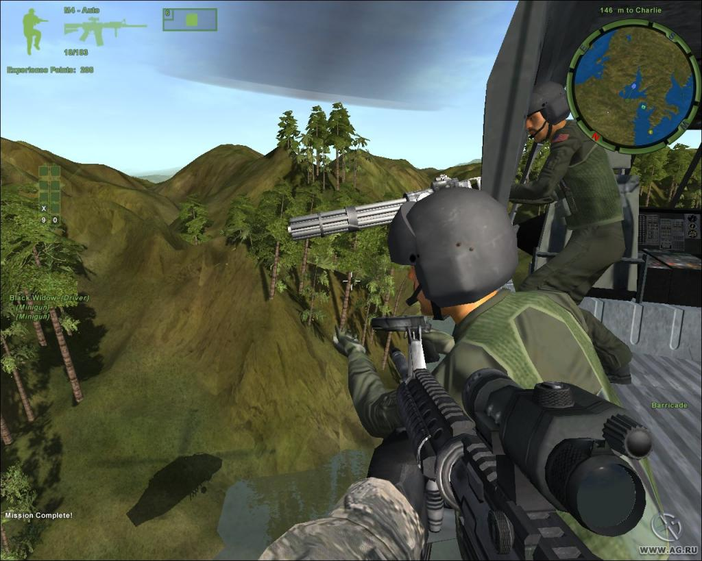 Delta Force 2 Cheats & Codes for PC