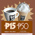 Bo's Coffee 15 and 50 promo!
