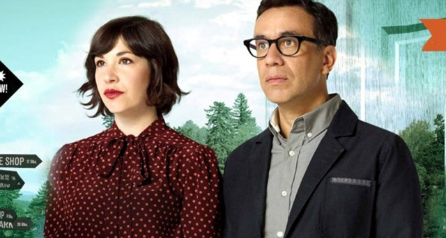 carrie browstein and fred armisen