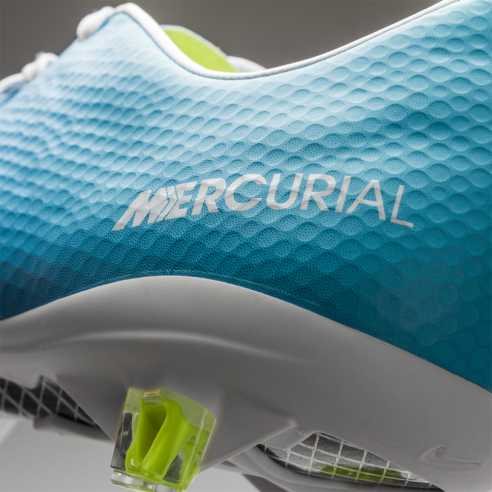 wholesale dealer fa075 61755 ... buy new 2013 nike mercurial vapor ix ic cr9 soccer boots in blue white  black check