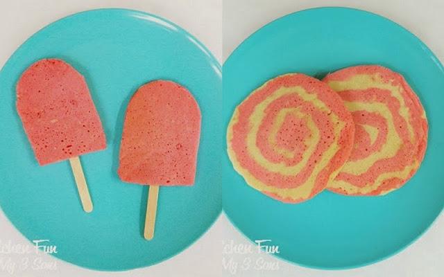 Food Fun With @Popsicle Pancakes #ambassador