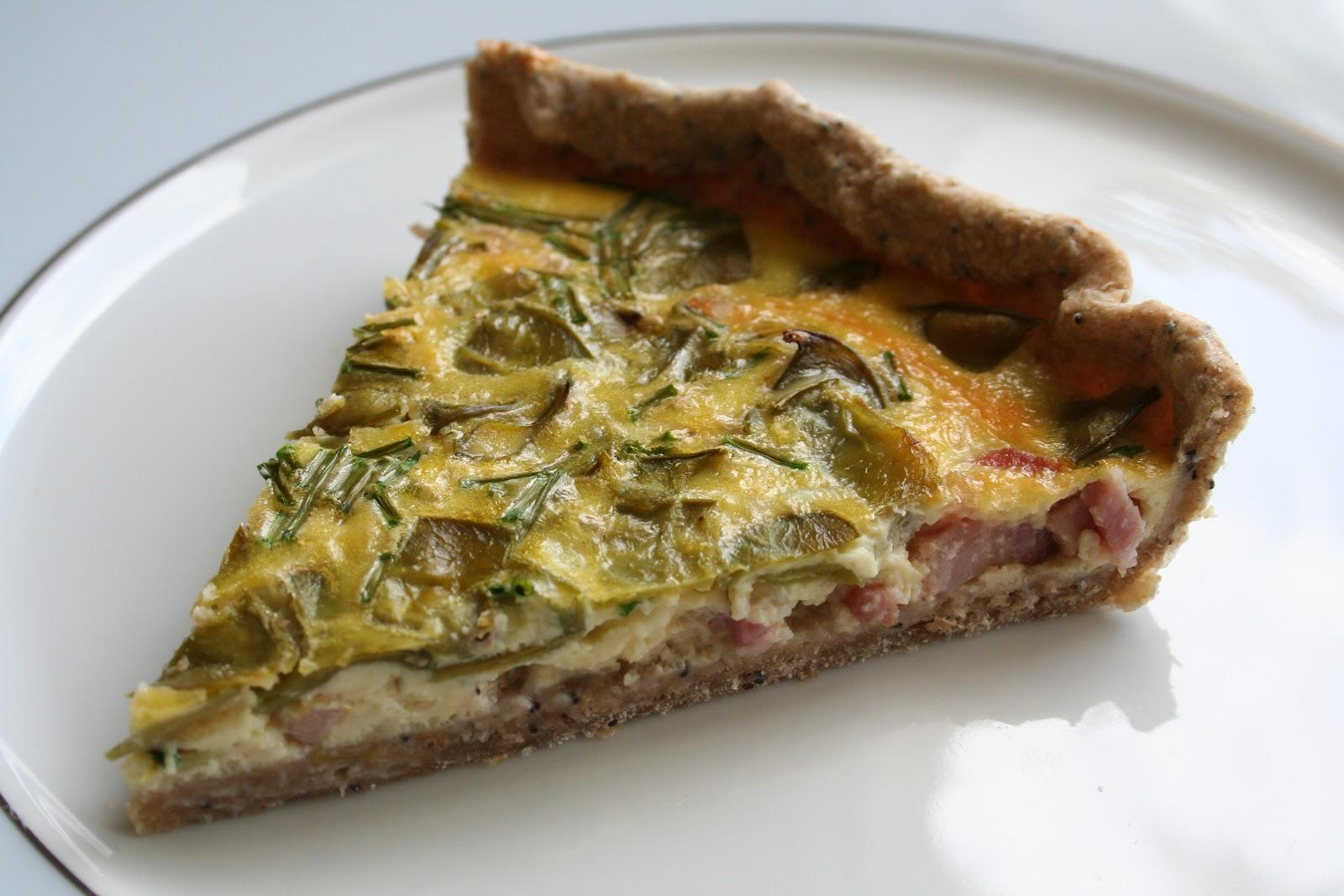 Tarte rustique haricots mange tout blogs de cuisine - Cuisiner des pois mange tout ...