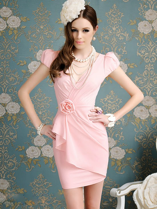 http://www.koees.com/koees-1490-The-pink-Sexy-Slim-chiffon-dress.html