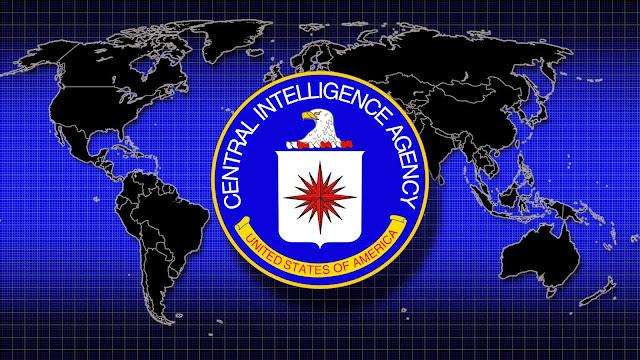 CIA mata-matai transfer uang global