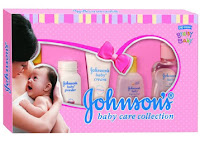 Buy Johnsons Set Of 6 Pieces Baby Care Gift at Rs 150 :Buytoearn