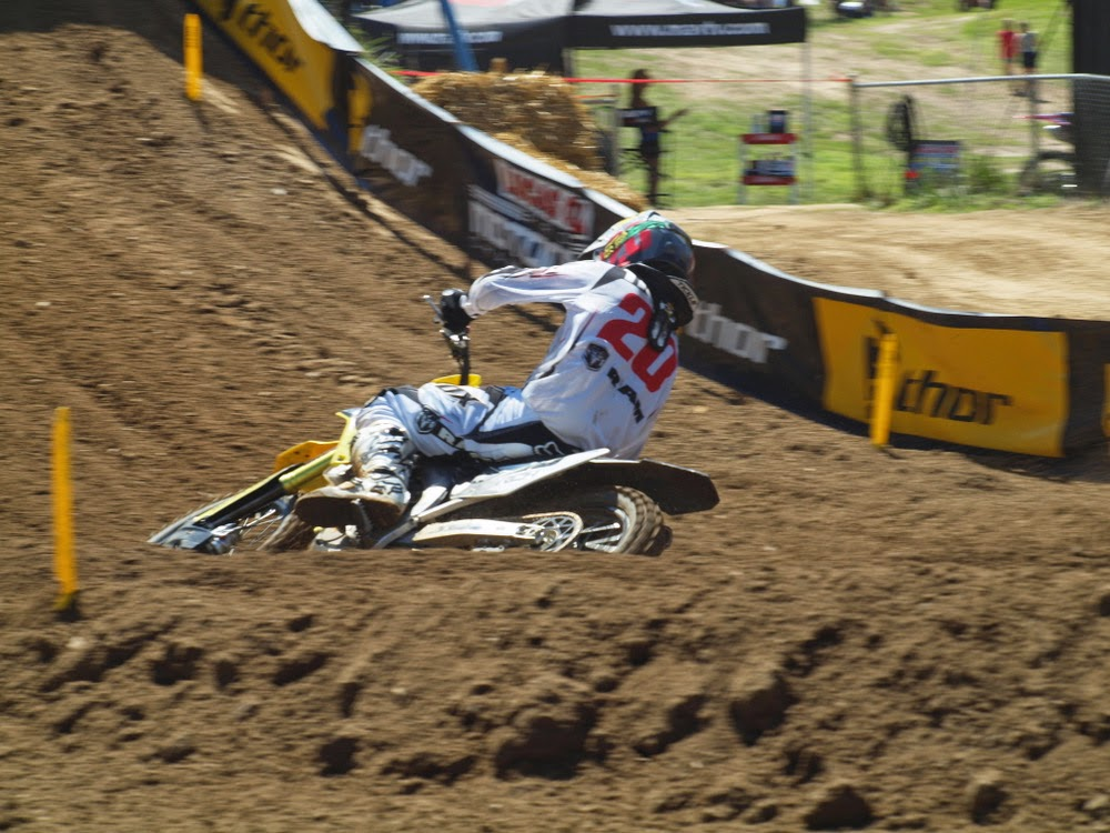Brock Tickle - Budds Creek 2013