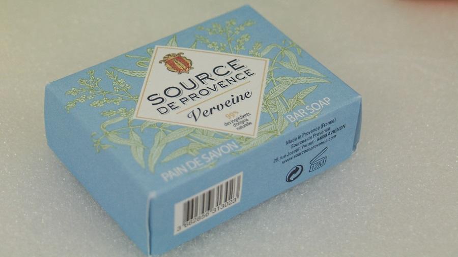 savon verveine source provence