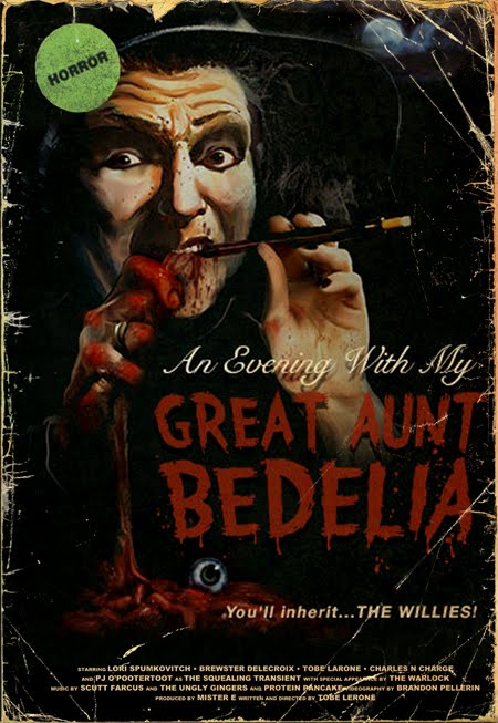 AN EVENING WITH MY GREAT AUNT BEDELIA DVD Available Now!!!