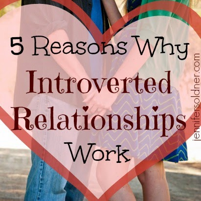 introvert extrovert dating The guide to dating an introvert  well, you're dating an introvert and if you're an extrovert, their ways can seem vexing and difficult but fear not.