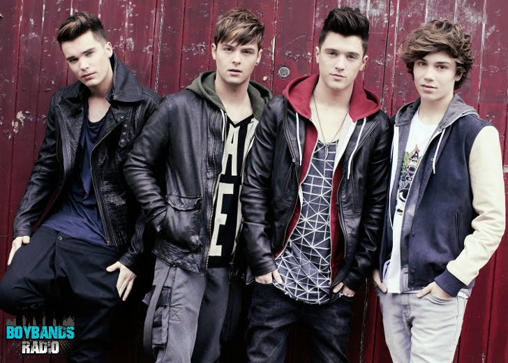 Carry you and You Got It are two of the hits by British boyband Union J that we play every day on Boybands Radio.