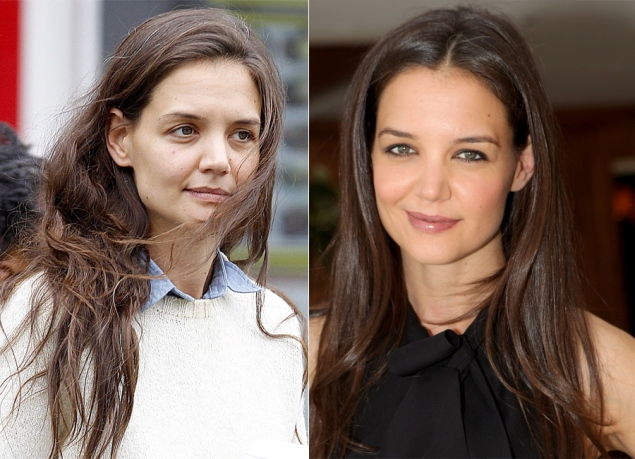 Azelia For Fashion Blog: Celebrities without Makeup - Stars Without Makeup