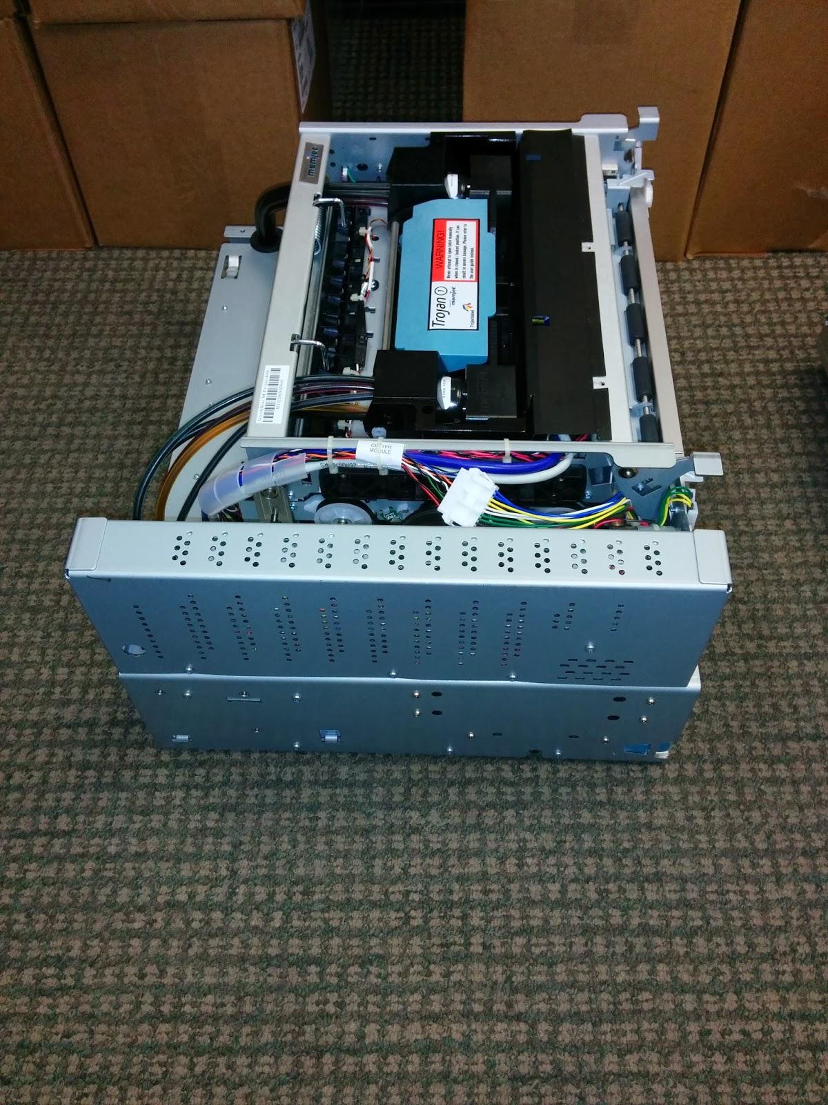 Memjet Print Engine
