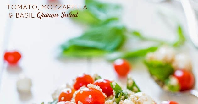 Health is Wealth Journal: Tomato, Mozzarella, and Basil ...