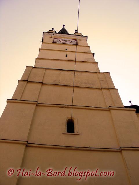 turn biserica sfanta margareta medias