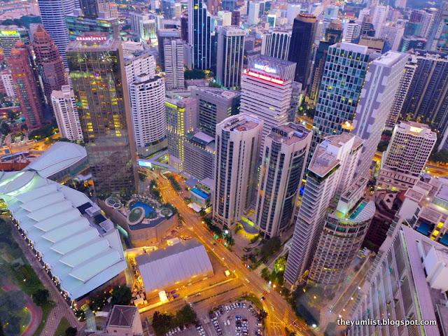 Nobu Kuala Lumpur, Malaysia