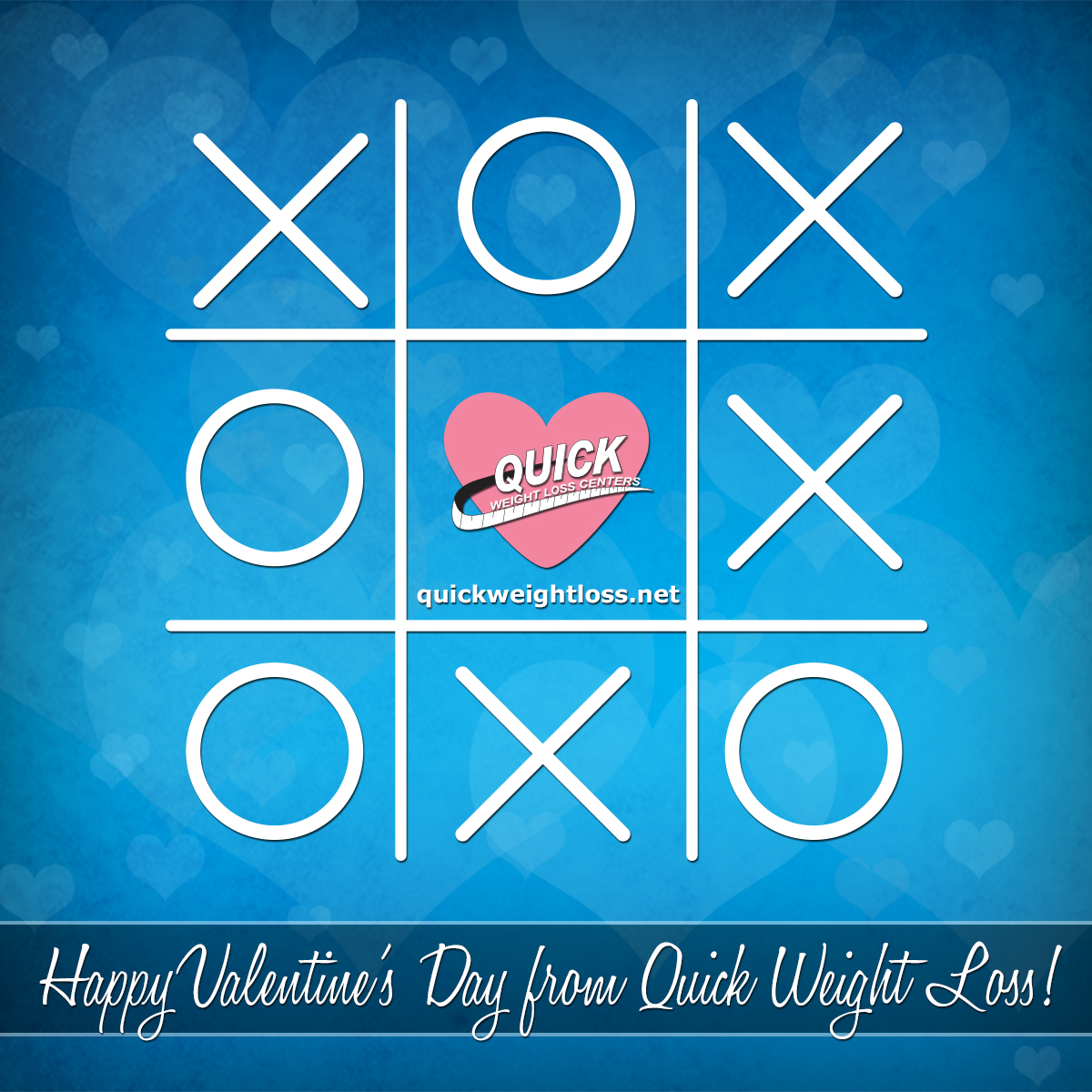 Quick Weight Loss Centers: Happy Valentine's Day from QWLC
