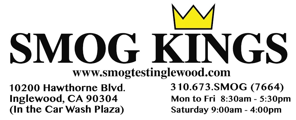 Smog Test Inglewood - Smog Kings