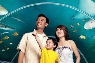 tempat wisata di singapore untuk anak, maritime experientialmuseum, museum maritim