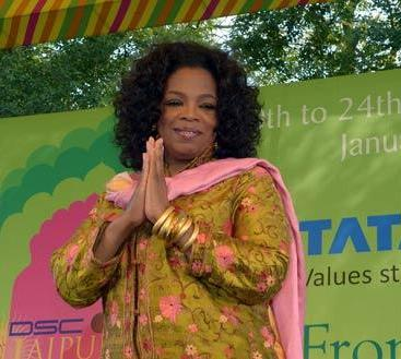 """oprah winfrey my role model"" Choosing 152 of south africa's neediest girls to attend, oprah winfrey opened up a $40 million dollar + oprah winfrey leadership academy for girls."