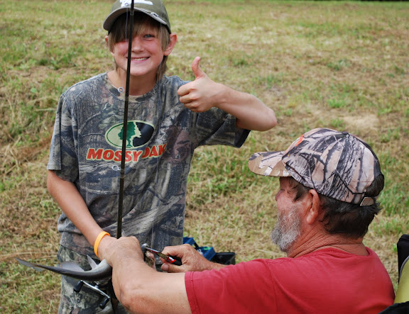 Winston county natural resources council local kids get for Alabama lifetime hunting and fishing license