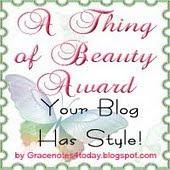 Наградата от Mihaela