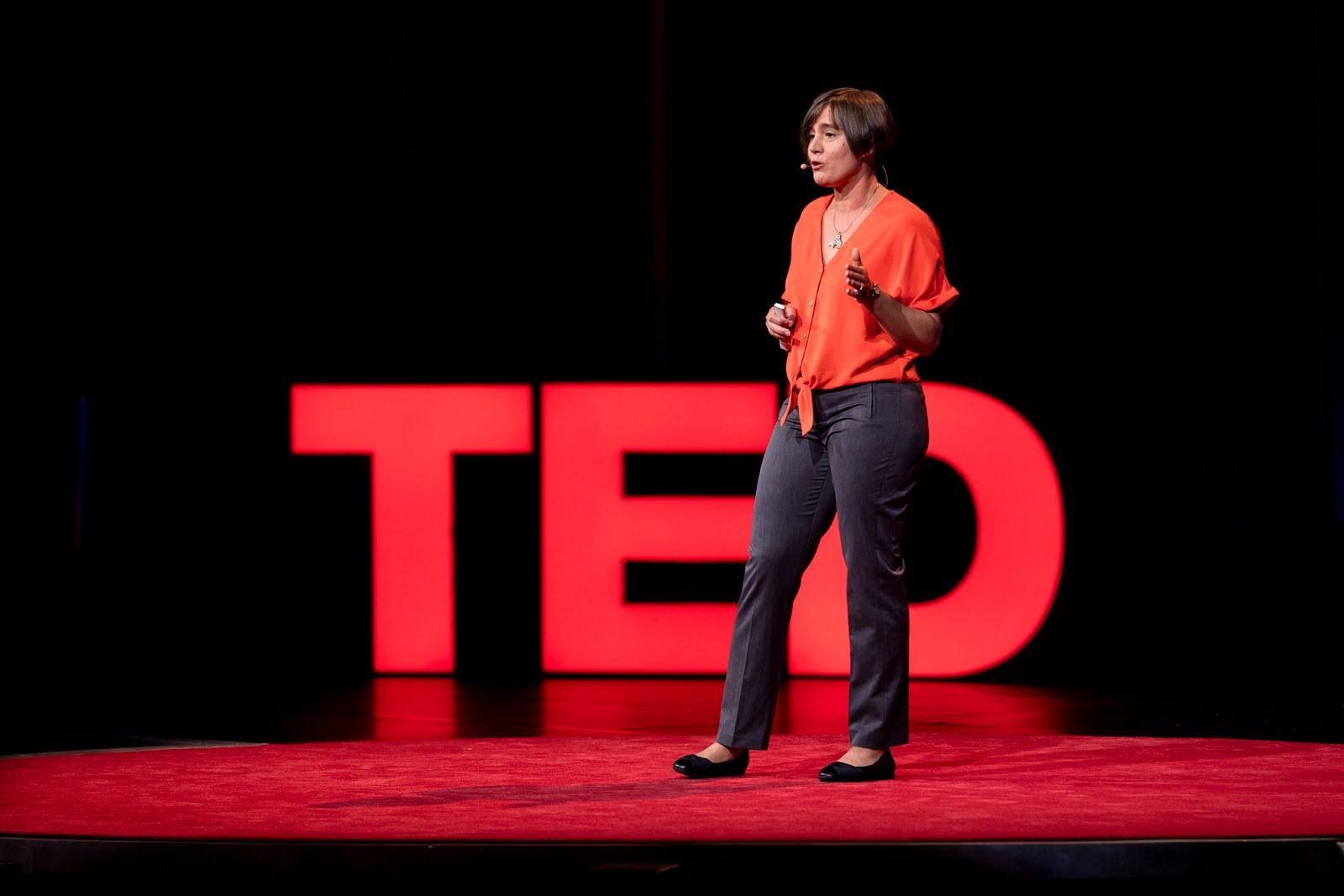 TED talk, 2019