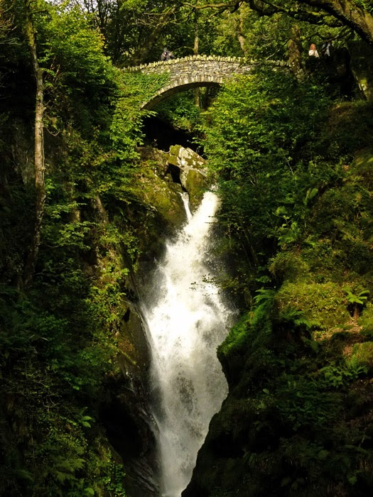 Aira Force, Gowbarrow, Cmbria, National Trust