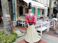 Walk around Singapore: Kampong Glam