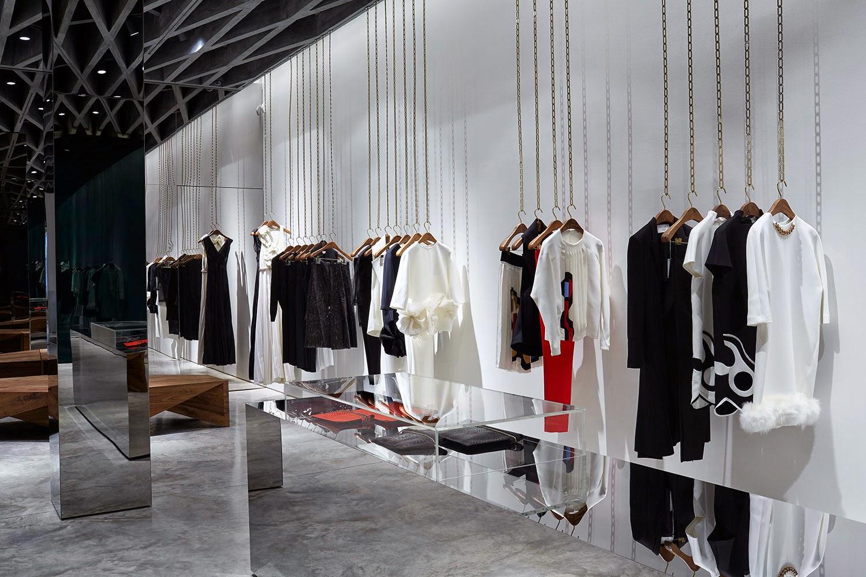 Victoria Beckham, shop, London, primeira loja