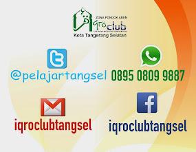 Iqroclub Sosial Media