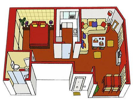 Planos de casas modelos y dise os de casas planos de for Disenar mi habitacion 3d