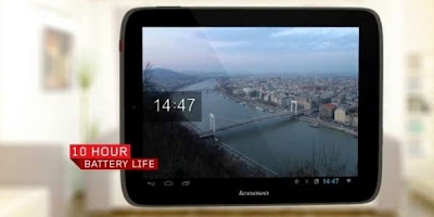Lenovo Tablet Android 4.0 Terbaru
