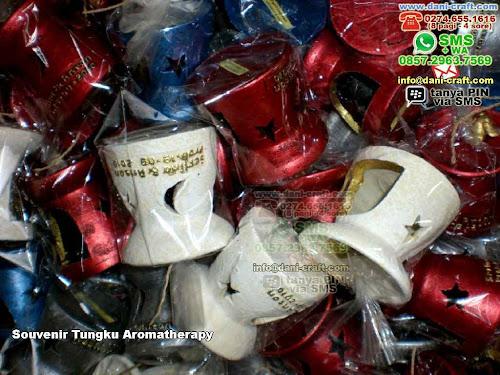 Souvenir Tungku Aromatherapy Clay Probolinggo