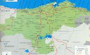 MAPA FÍSICO DE ESPAÑA. Si quieres verlo más grande puedes hacer click sobre . mapa fisico de espana
