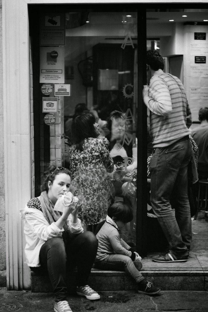 Planes en Madrid para un día de fiesta