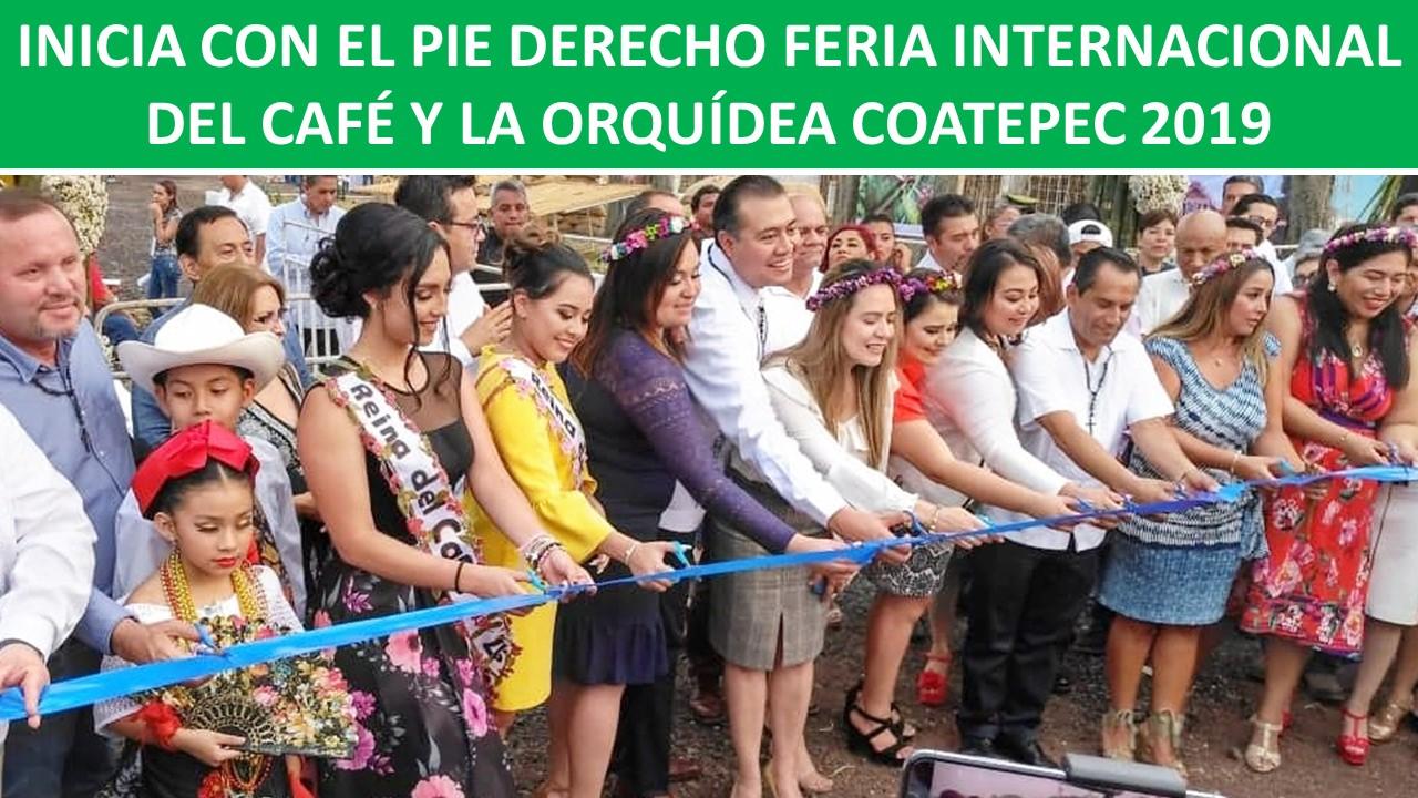 FERIA INTERNACIONAL DEL CAFÉ