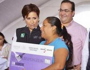 En Veracruz, vamos adelante con la política social: Javier Duarte