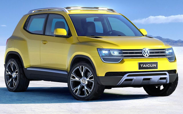 Novo Gol G7 2015 compartilha plataforma do VW Taigun