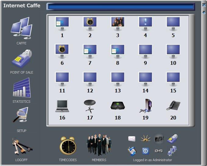 Internet Cafe Billing Software Free Download