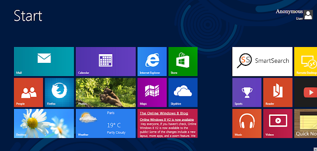 windows 8 online