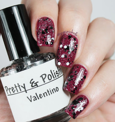 Pretty & Polished Valentino + The Body Shop Deeply in Love